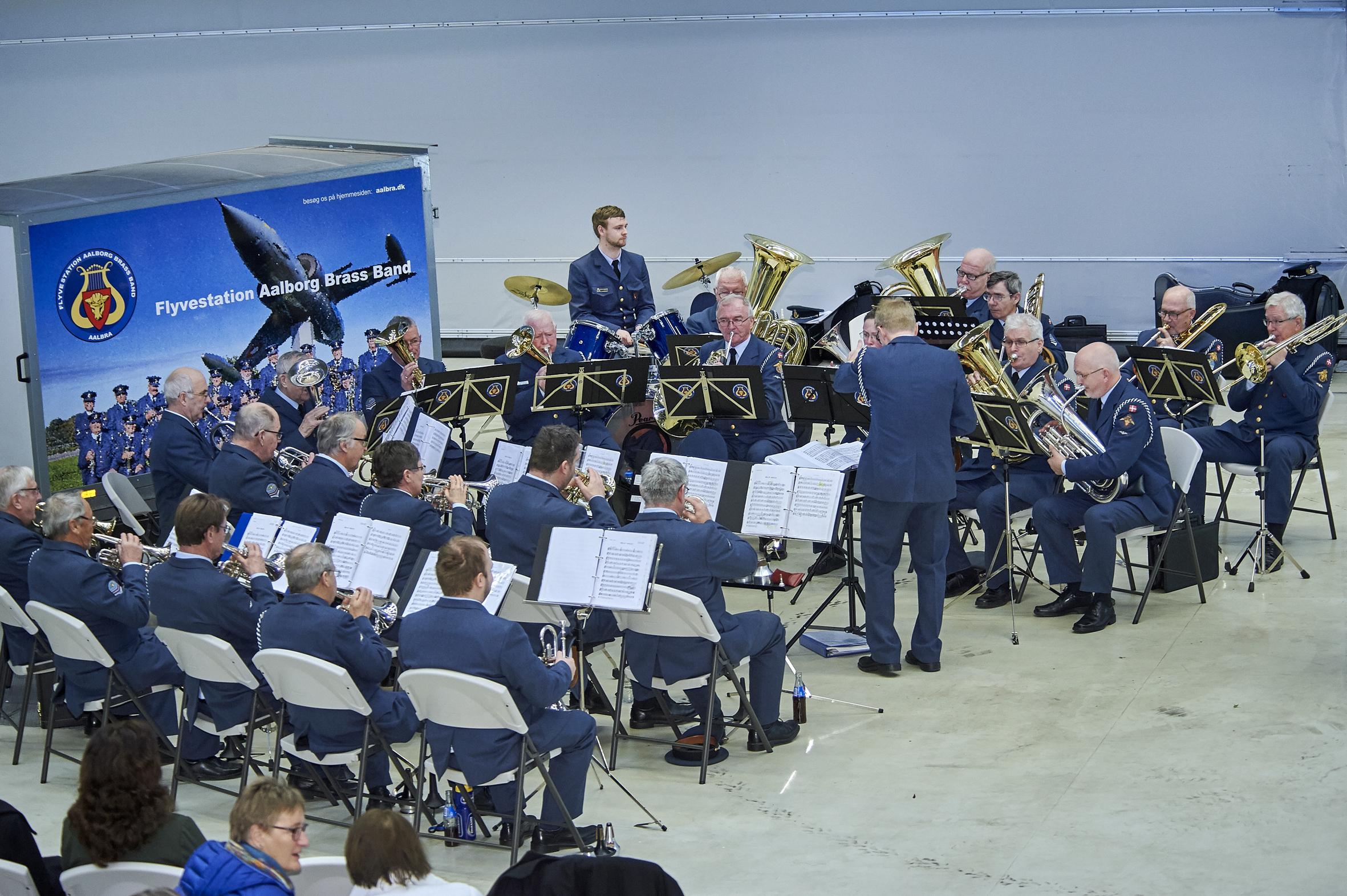 Tidligere Koncerter Flyvestation Aalborg Brass Band